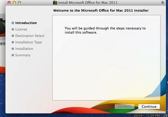 office 2011 installer download